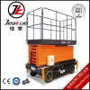 Jeakue Movable Scissor Lift Aerial Work Platform for Sale