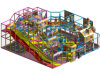Indoor Amusement Park Equipment Candy World Playground Set for Kids