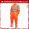 Hi Vis Mining Advertising Embroidered Safety Work Clothes