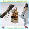 Topten Automatic Interlocking Clay Block Molding Machine Mud Brick Maker