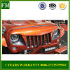 2017 for Jeep Wrangler ABS Plastic Grid with Steel Mesh
