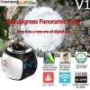 360 Degree Panoramic Sport DV Camera WiFi Action Cam V1
