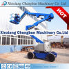 Outdoor Used Electric Telescopic Boom Lift