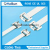 201/304/316 Reusable Stainless Steel Cable Tie with OEM Accepted