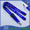 Dark Blue Sublimation Printed Safety Breakaway Lanyard