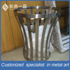 Factory Manufacture Art Special Design Round Stainless Steel Table Furniture