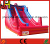 Spider Men Theme Inflatable Water/Dry Slide for Amusement