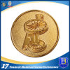 Custom 2D Gold Plated Souvenir Coin for Promotion (Ele-C211)