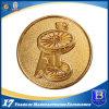 Custom 2D Gold Plated Souvenir Coin for Promotion (Ele-C211)
