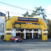 Outdoor Event Air Blown Type Inflatable Entrance Archway