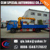 Light Weight Truck Mounted Cranes and Pressure Resistant PE Outrigger Pads