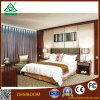 Customized Brwon Beech Wood Modern Hotel Bedroom Furniture