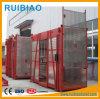 Factory Price Gjj Scd270/270g Double Cage Passenger Hoist