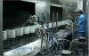 Automatic Spray Guns Coating Line for Plastic Parts