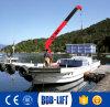 Marine Used Hydraulic Lift Crane for Pickup Truck