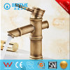 Bamboo Shape China Deck Mounted Basin Faucet Mixer (BM-A11005K)