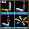 Express Plastic Anchor Nail / Nylon Nail Anchor / Hammer Drive Nail