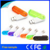 High Speed Multicolor Swivel Plastic USB Flash Disk