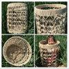 Round Husk Corn Handmade Large Home Laundry Storage Basket