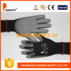 Ddsafety 2017 Nylon or Polyester Liner Gloves PU Coated on Palm and Fingers