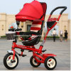 Child 3 Wheel Stroller Rotating Seat Baby Tricycle