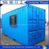 Easy Assembly and Hight quality Container House with Steel Structure Building Material