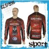 Manufacturer Wholesale New Design Dry Fit Fishing Jerseys (F017)