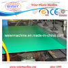 Plastic PP Hollow Grid Sheet Production Line