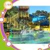 Used Adult Fiberglass Water Park Slide for Sale