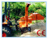 Sawdust Wood Log Chipper Mill, CE Approved