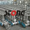 API ANSI Cast Steel RF Bw 600lb Gate Valve