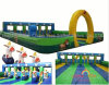 High Quality Inflatable Horse Race Track for Kids
