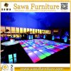 Tempered Glass LED Interactive Video Dance Floor