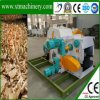 Large Output, Drum Pattern Wood Pallet Crusher for Biomass Application