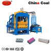 Qtf4-15 Automatic Concrete Brick Block Making Machine