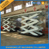 10t Heavy Duty Stationary Hydraulic Scissor Lift Table