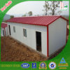 Small Office Container and Sanitary Block