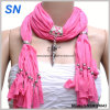 2014 Fashion Factory Pendant Scarf