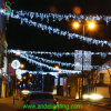 LED Street Lighting Like Melted Ice Cool White String Light