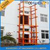 Hydraulic Chain Guide Rail Cargo Elevator