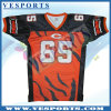 China Manufacturer Sublimated American Football Jersey