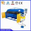 Metal sheet folding machine with CNC control system