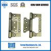 Iron High Quality Sub Mother Hinge with Antique Brass Color