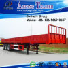 Side Wall Open Bulk Fence Cargo Transport Semi Trailer, Sidewall Semi Trailer, Dropside Semi Trailer