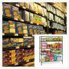 Adjustable Metal Heavy Duty Standard Supermarket Shelves Used (Load 800lbs/Shelf)