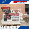 Concrete Mortar Mini Pump with Diesel Power