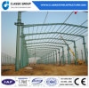Prefab Steel Structure Metallic Workshop/Warehouse with Sandwich Panel