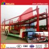 6 Auto Vehicle Transporter Truck Chassis Car Carrier Semi Trailer