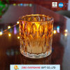 Wholesale Crystal Glass Votive Candle Holder for Decoration