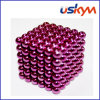 Coating Pink 216 Buckyballs Magnetic Balls Toy (T-016)